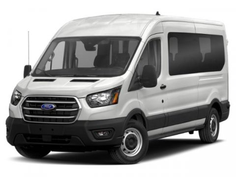 2020 Ford Transit 350 Med Roof RWD, Passenger Wagon #LKB17830 - photo 1