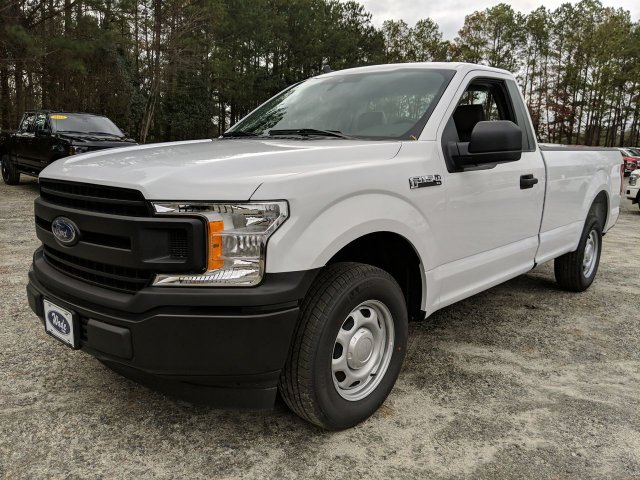 2020 Ford F-150 Regular Cab RWD, Pickup #LKD04806 - photo 3