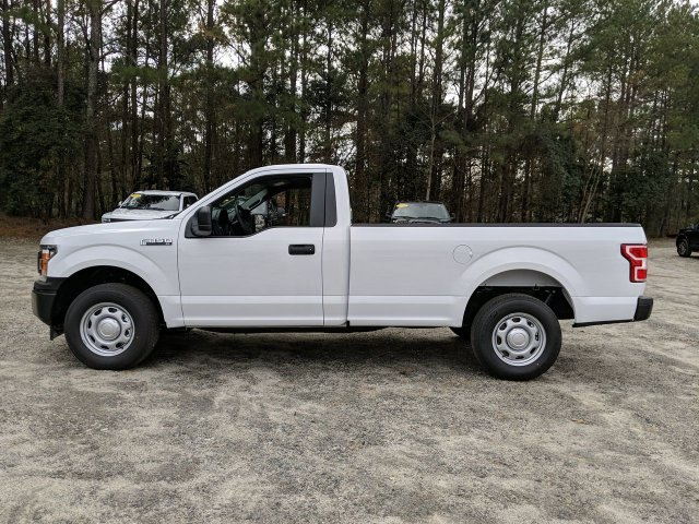 2020 Ford F-150 Regular Cab RWD, Pickup #LKD04806 - photo 4