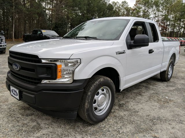 2020 Ford F-150 Super Cab RWD, Pickup #LKD04813 - photo 3