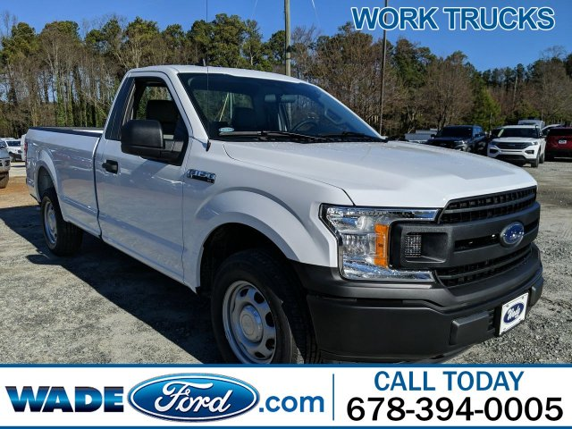 2020 F-150 Regular Cab 4x2, Pickup #LKD29656 - photo 1