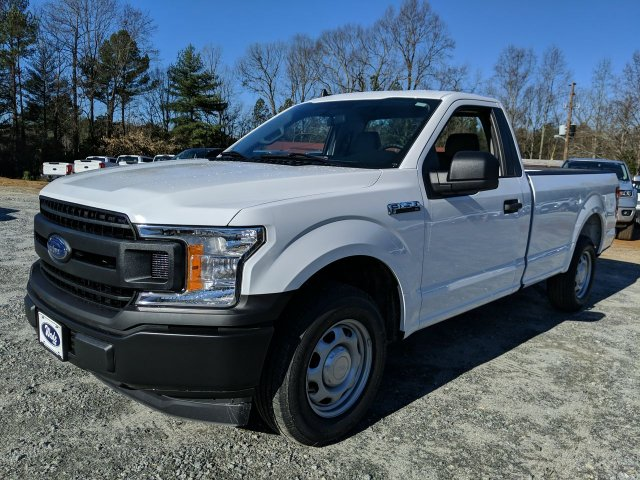 2020 F-150 Regular Cab 4x2, Pickup #LKD29656 - photo 3