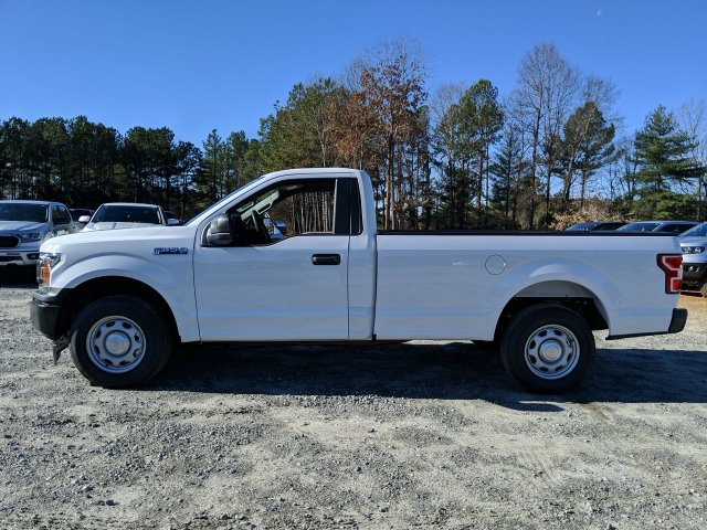 2020 F-150 Regular Cab 4x2, Pickup #LKD29657 - photo 4