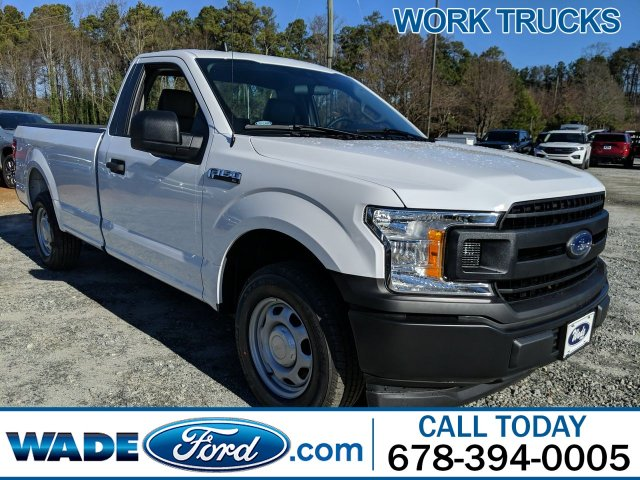 2020 Ford F-150 Regular Cab RWD, Pickup #LKD36366 - photo 1