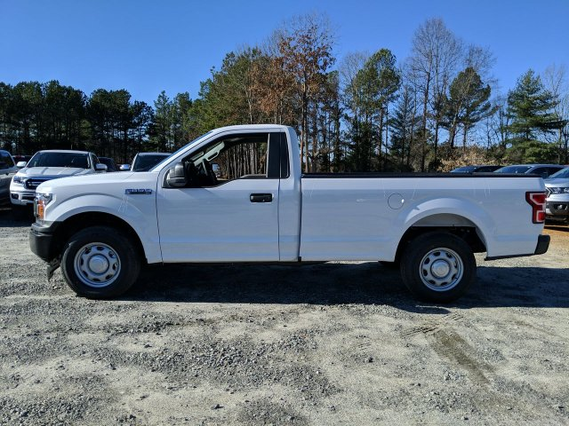 2020 Ford F-150 Regular Cab RWD, Pickup #LKD36366 - photo 4