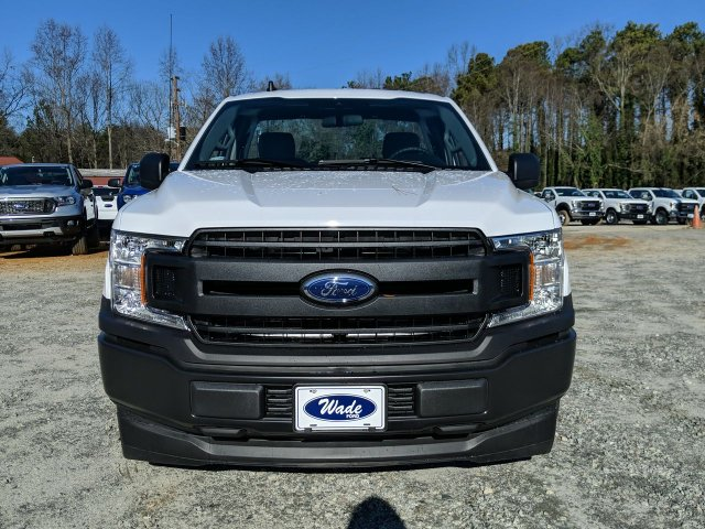 2020 F-150 Regular Cab 4x2, Pickup #LKD36366 - photo 9