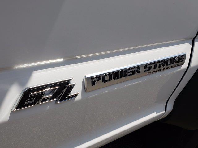 2021 Ford F-550 Regular Cab DRW 4x4, Service Body #MDA05452 - photo 9