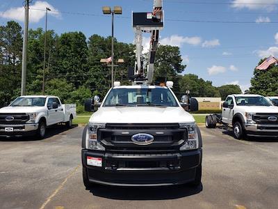 2021 Ford F-550 Regular Cab DRW 4x4, Service Body #MDA05452 - photo 4