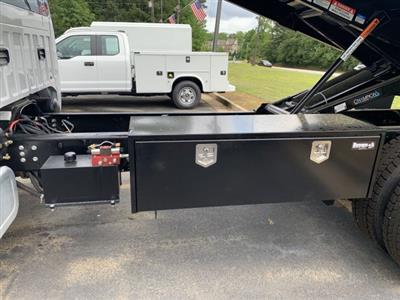 2021 Ford F-750 Regular Cab DRW 4x2, K&K Manufacturing Platform Body #MDF00115 - photo 4
