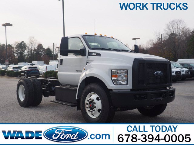 2021 Ford F-750 Regular Cab DRW 4x2, Cab Chassis #MDF00663 - photo 1