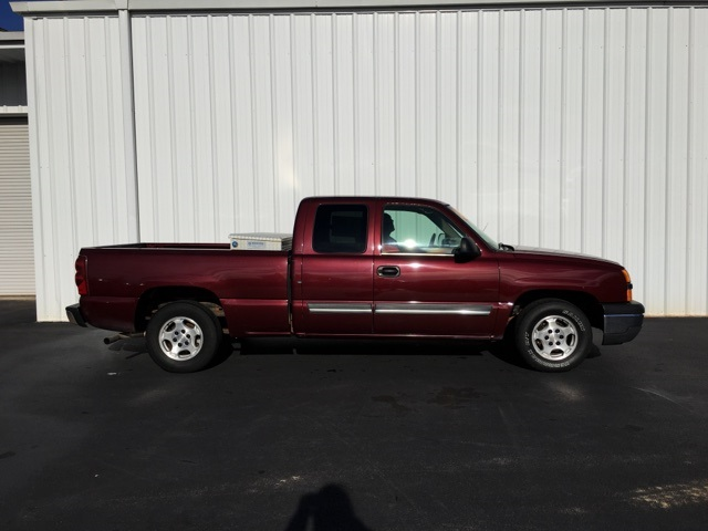 2003 Silverado 1500 Extended Cab Pickup #170175A - photo 3
