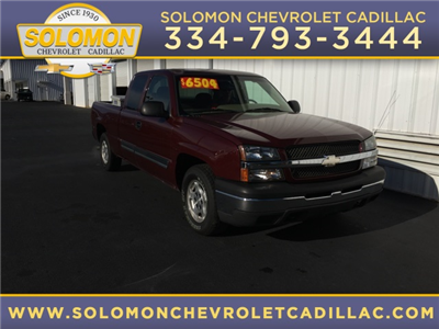 2003 Silverado 1500 Extended Cab Pickup #170175A - photo 1