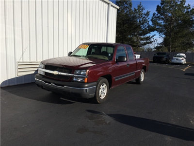 2003 Silverado 1500 Extended Cab Pickup #170175A - photo 5