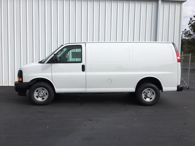 2017 Express 2500 Cargo Van #170208 - photo 8