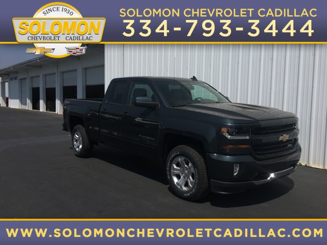 2017 Silverado 1500 Double Cab 4x4 Pickup #170357 - photo 1