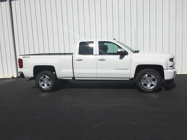 2017 Silverado 1500 Double Cab 4x4 Pickup #170417 - photo 3