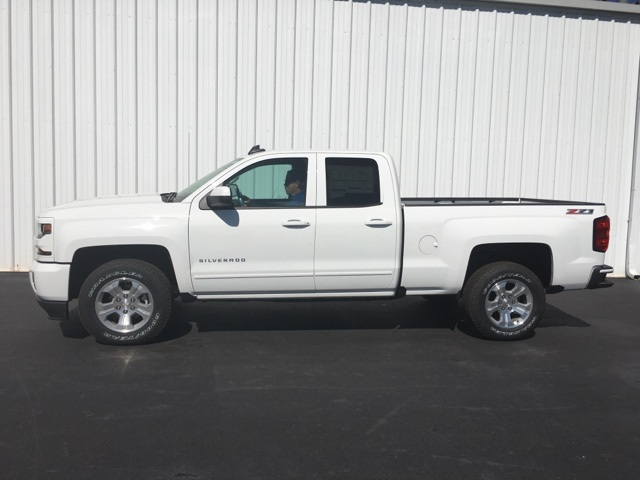 2017 Silverado 1500 Double Cab 4x4 Pickup #170417 - photo 6