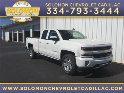 2017 Silverado 1500 Double Cab 4x4 Pickup #170417 - photo 1