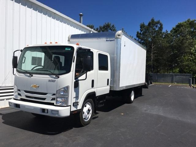 2017 Low Cab Forward Crew Cab, Rockport Cutaway Van #170464 - photo 5