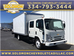 2017 Low Cab Forward Crew Cab, Rockport Cutaway Van #170464 - photo 1
