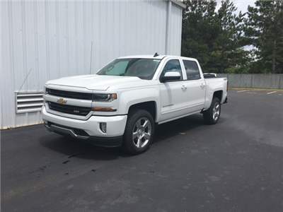 2017 Silverado 1500 Crew Cab 4x4 Pickup #170528 - photo 5