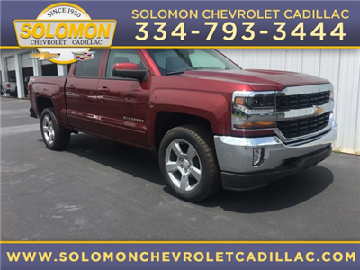 2017 Silverado 1500 Crew Cab 4x4 Pickup #170587 - photo 1