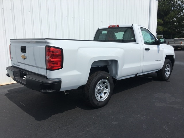 2018 Silverado 1500 Regular Cab Pickup #180036 - photo 2