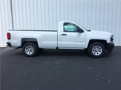 2018 Silverado 1500 Regular Cab Pickup #180036 - photo 3