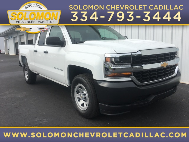 2018 Silverado 1500 Extended Cab Pickup #180043 - photo 1