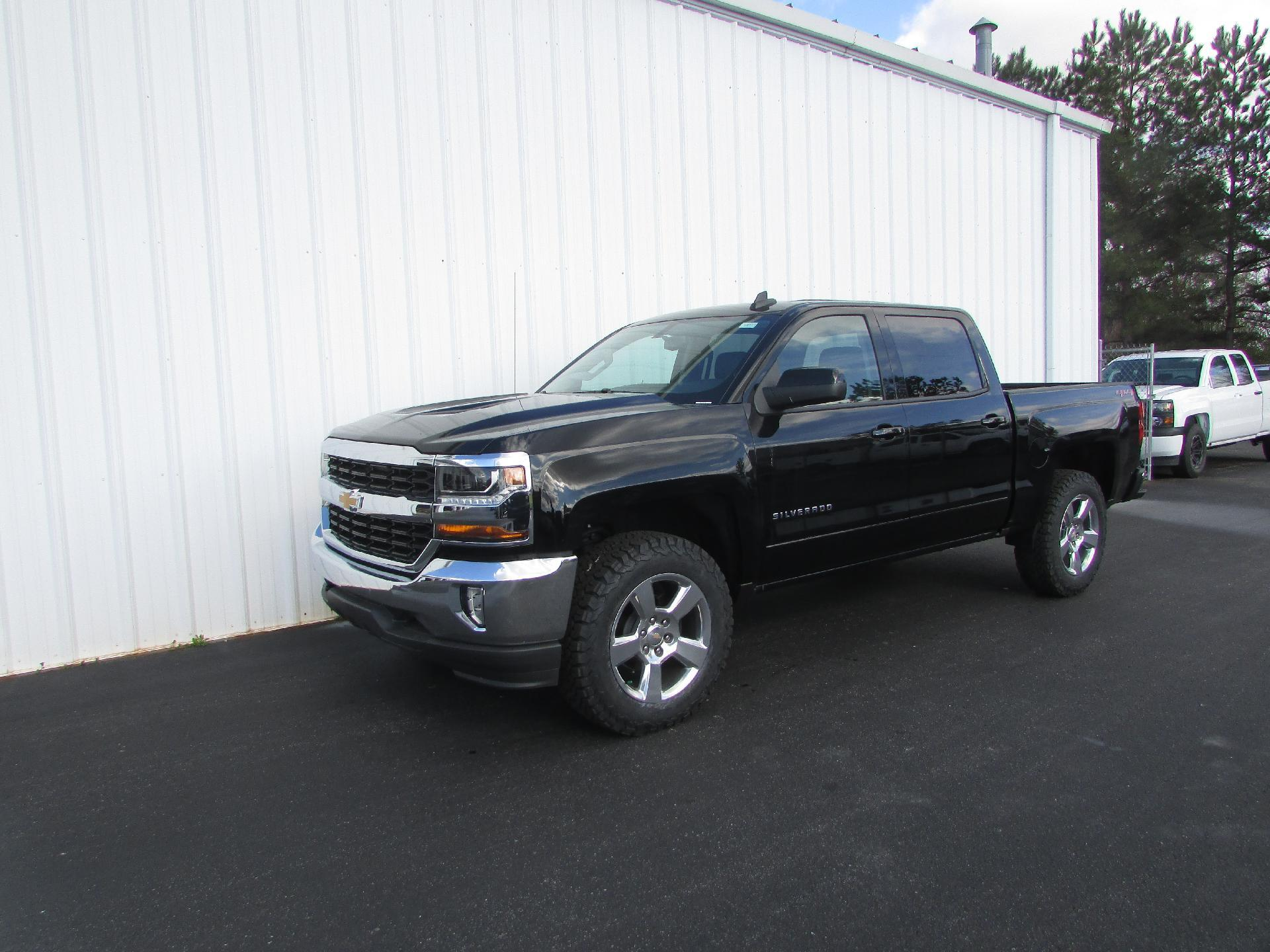 2018 Silverado 1500 Crew Cab 4x4, Pickup #180077 - photo 8