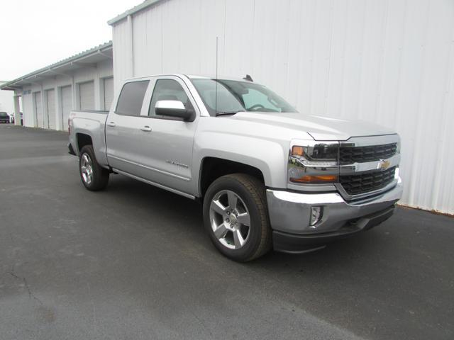 2018 Silverado 1500 Crew Cab 4x4, Pickup #180112 - photo 1