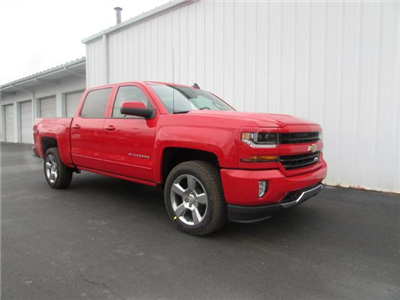 2018 Silverado 1500 Crew Cab 4x4, Pickup #180124 - photo 1
