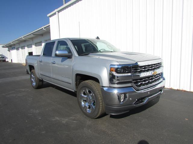 2018 Silverado 1500 Crew Cab, Pickup #180134 - photo 1
