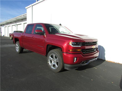 2018 Silverado 1500 Crew Cab 4x4,  Pickup #180160 - photo 1