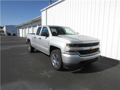 2018 Silverado 1500 Double Cab 4x2,  Pickup #180294 - photo 1