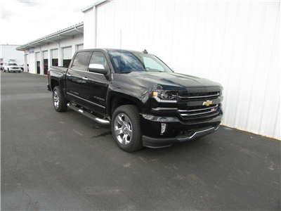 2018 Silverado 1500 Crew Cab 4x4, Pickup #180297 - photo 1
