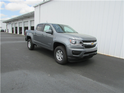 2018 Colorado Crew Cab, Pickup #180351 - photo 1