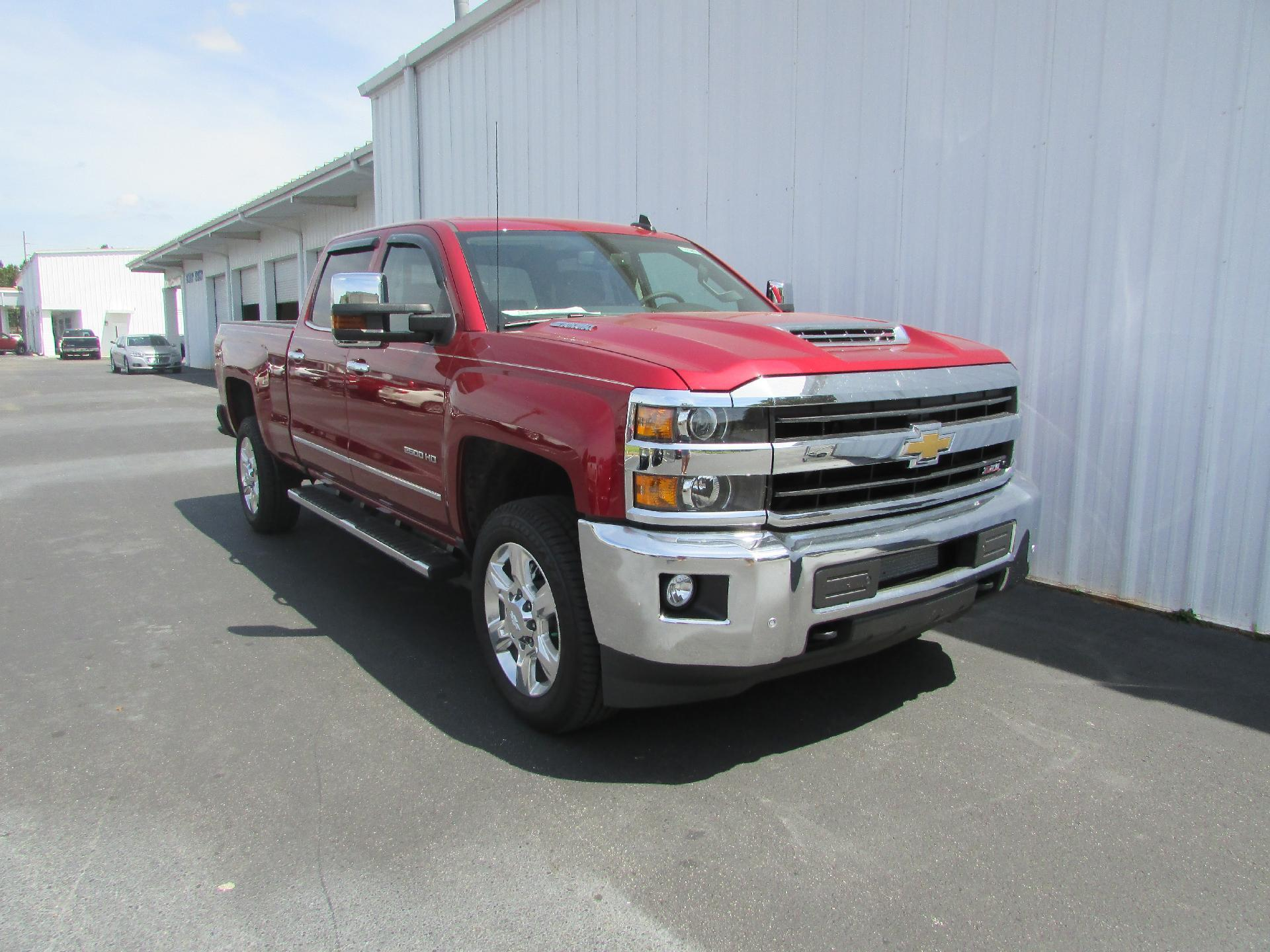 2018 Silverado 2500 Crew Cab 4x4,  Pickup #180387 - photo 1