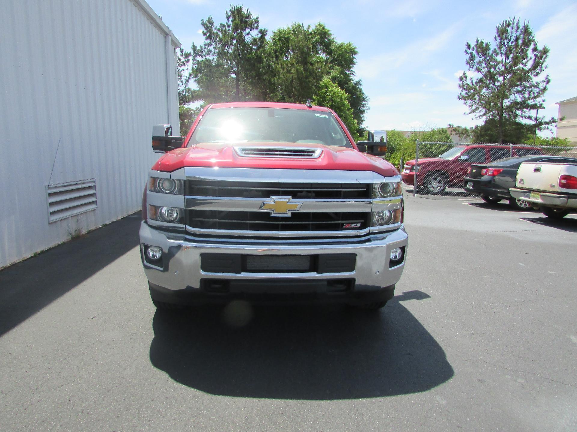 2018 Silverado 2500 Crew Cab 4x4,  Pickup #180387 - photo 6