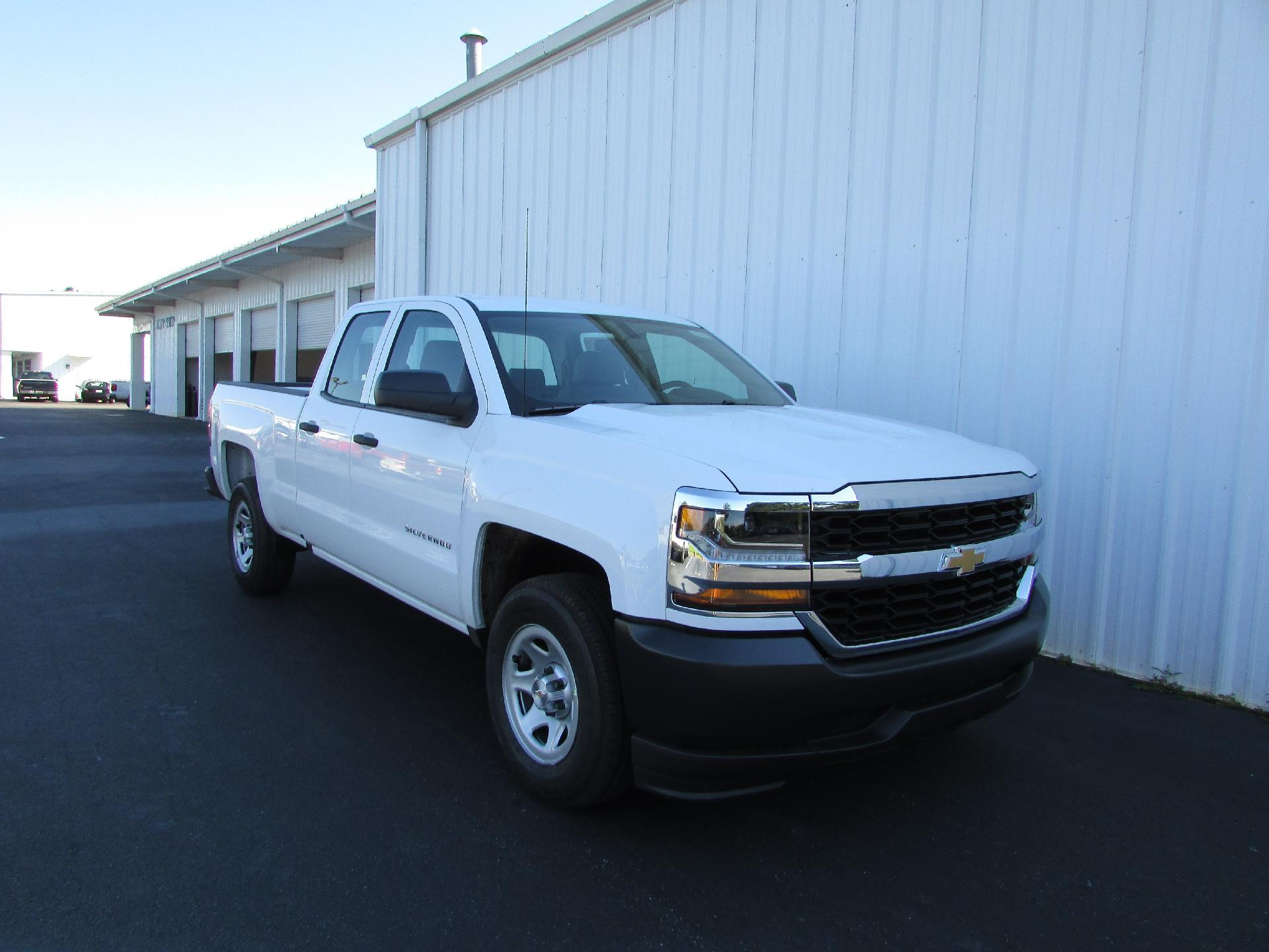2018 Silverado 1500 Double Cab,  Pickup #180419 - photo 1