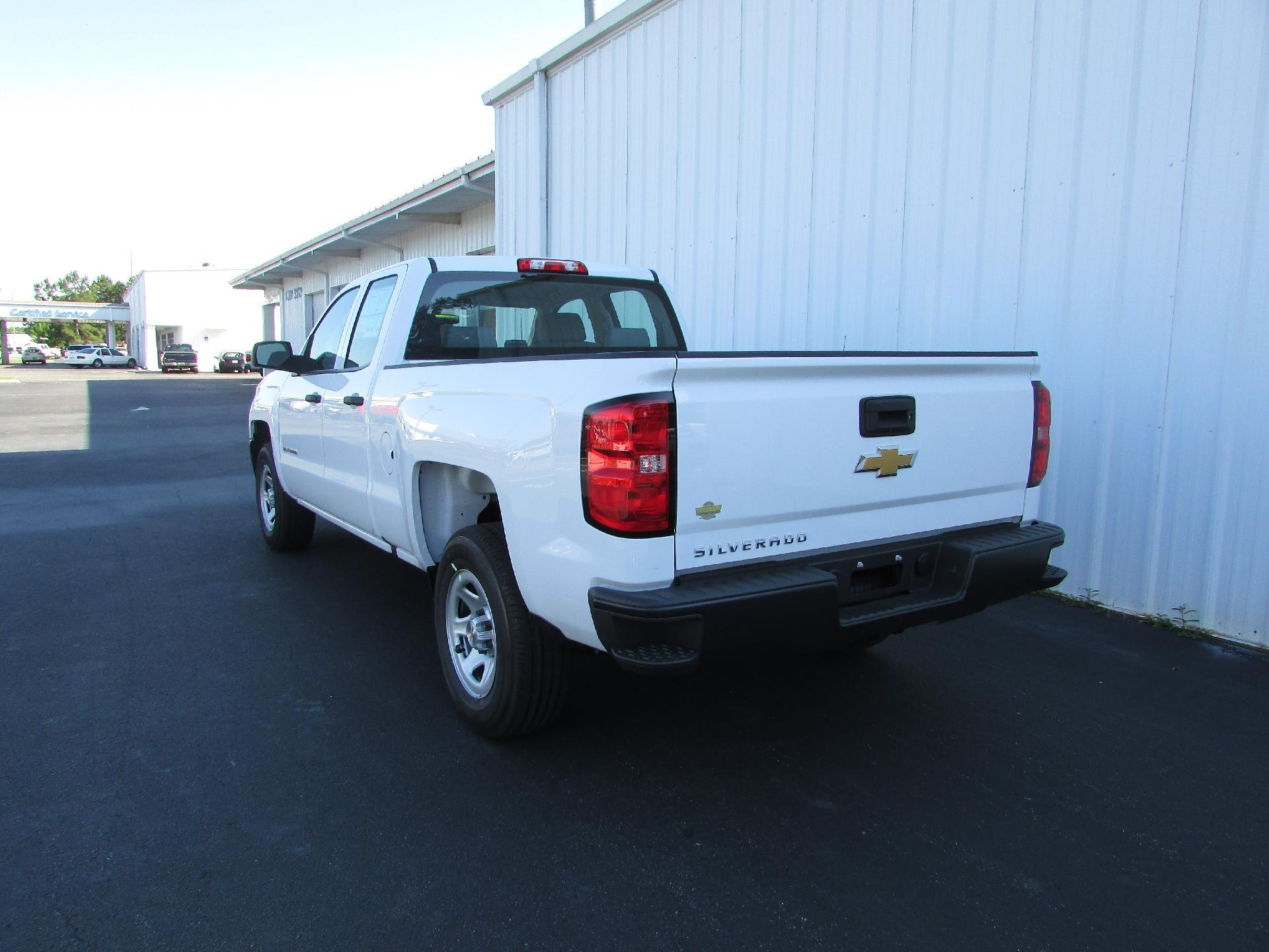 2018 Silverado 1500 Double Cab 4x2,  Pickup #180427 - photo 5