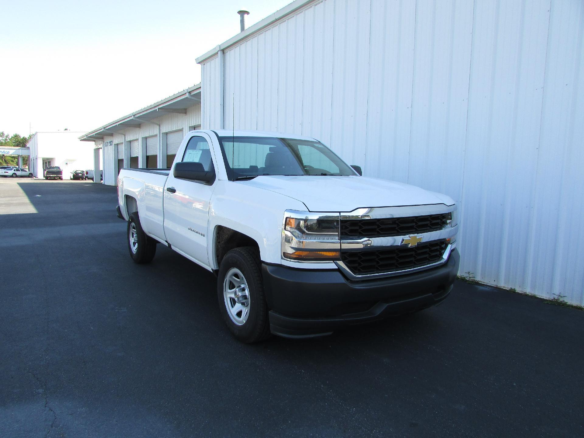 2018 Silverado 1500 Regular Cab 4x2,  Pickup #180432 - photo 1