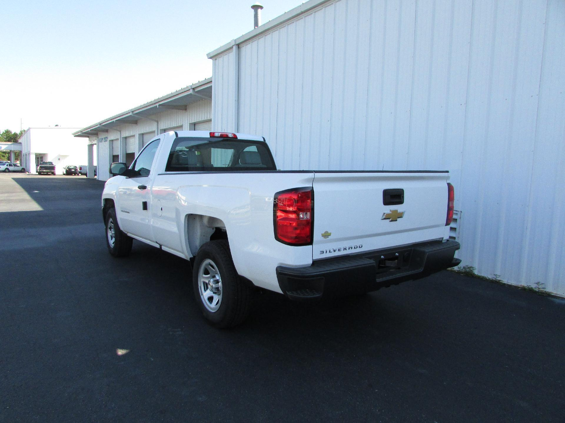 2018 Silverado 1500 Regular Cab 4x2,  Pickup #180432 - photo 5