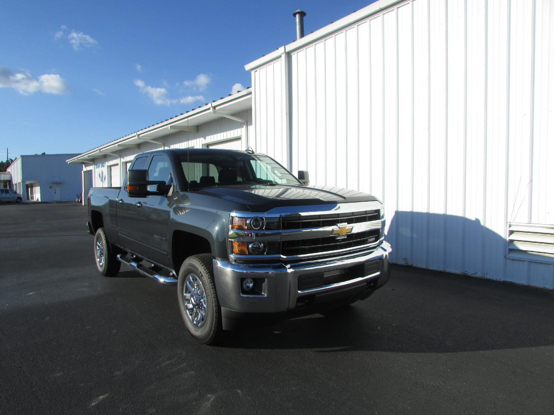 2019 Silverado 2500 Double Cab 4x4,  Pickup #190027 - photo 1