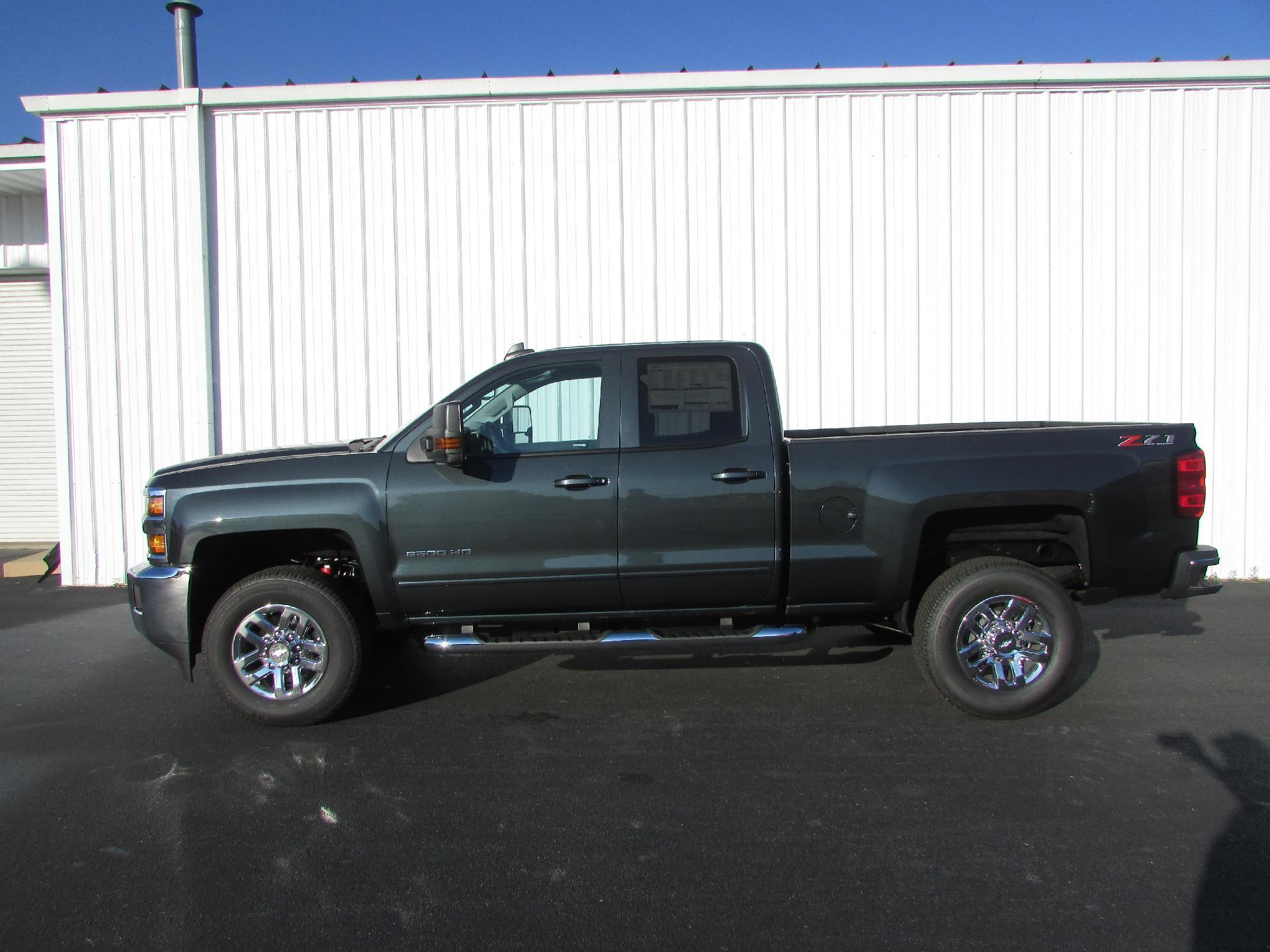 2019 Silverado 2500 Double Cab 4x4,  Pickup #190027 - photo 6