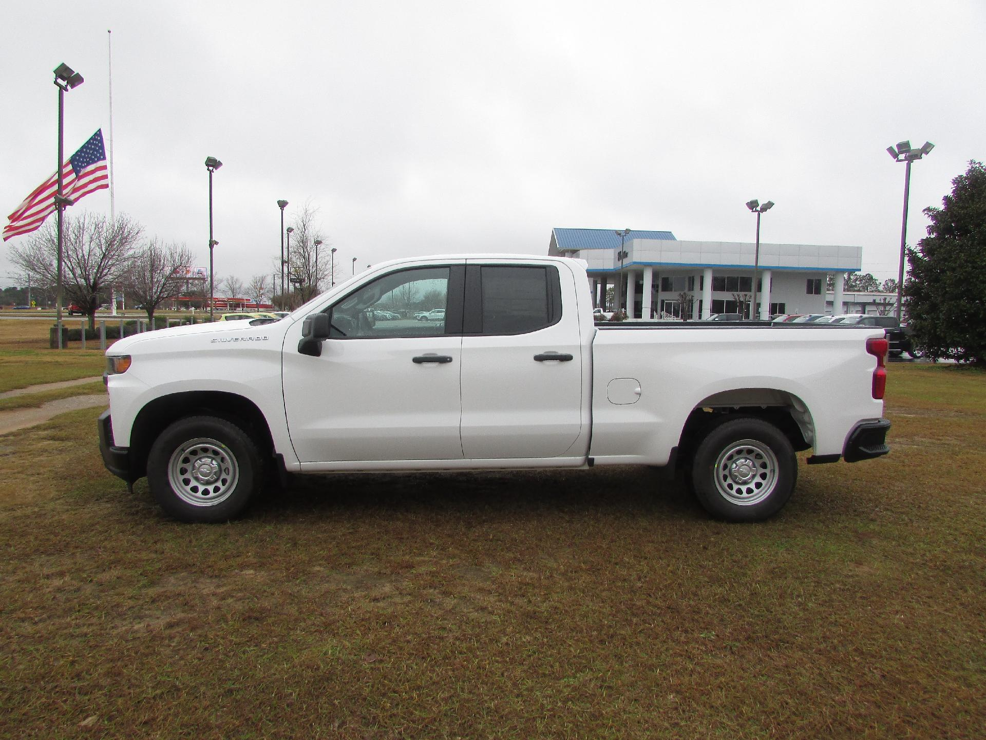 2019 Silverado 1500 Double Cab 4x2,  Pickup #190130 - photo 6