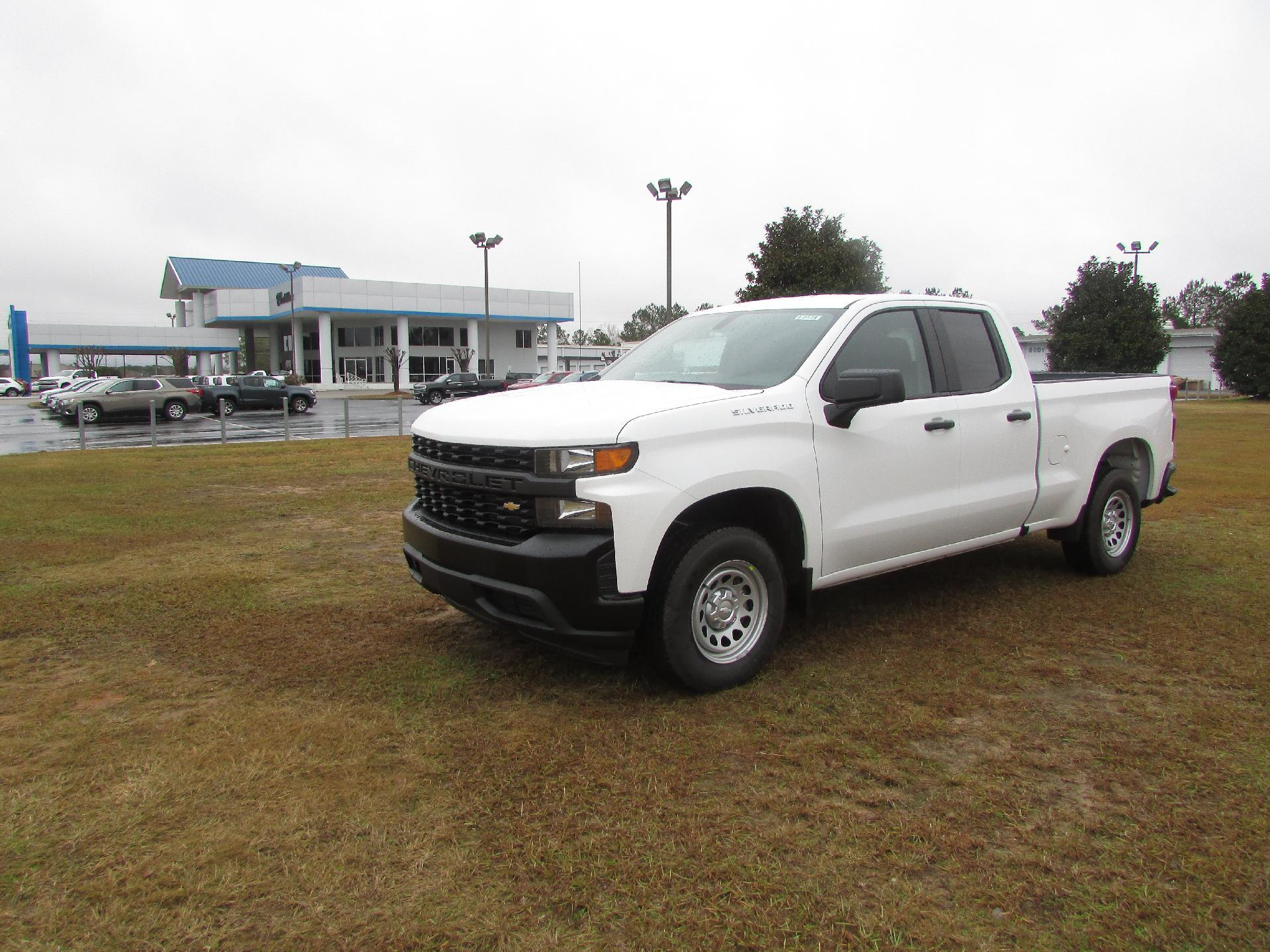 2019 Silverado 1500 Double Cab 4x2,  Pickup #190130 - photo 7
