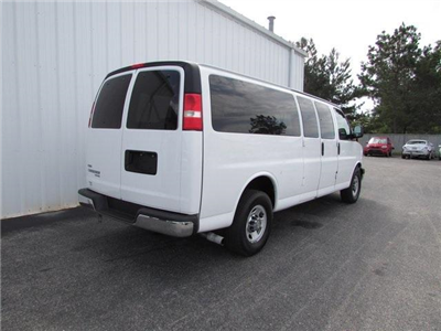 2013 Express 3500, Passenger Wagon #P6089A - photo 2