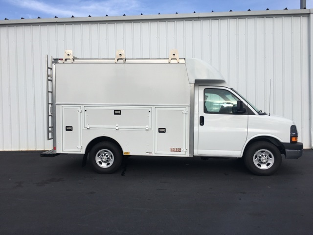 2015 Express 3500, Service Utility Van #P7063 - photo 3