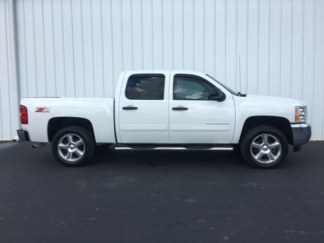 2012 Silverado 1500 Crew Cab 4x4 Pickup #P8032A - photo 3